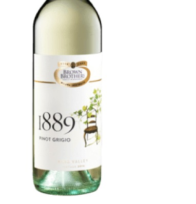 Brown Brothers 1889 King Valley Pinot Grigio
