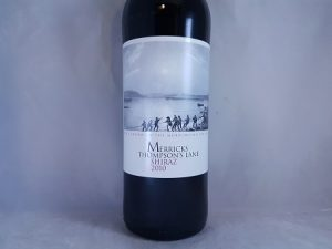 Merricks Estate Thompson's Lane Mornington Peninsula Shiraz 2010