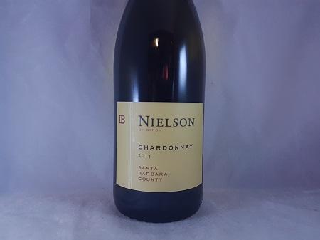 Nielson by Byron Santa Barbara Chardonnay 2014