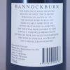 Bannockburn Geelong Riesling 2017 Back Label