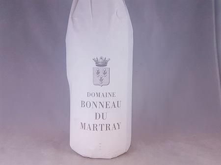 Domaine Bonneau du Martray Corton-Charlemange Grand Cru 2007 Wrapped