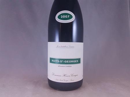 Domaine Henri Gouges Nuits-St-Georges 2007