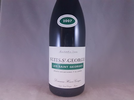 Domaine Henri Gouges Nuits-St-Georges Les Saint Georges Premier Cru 2007