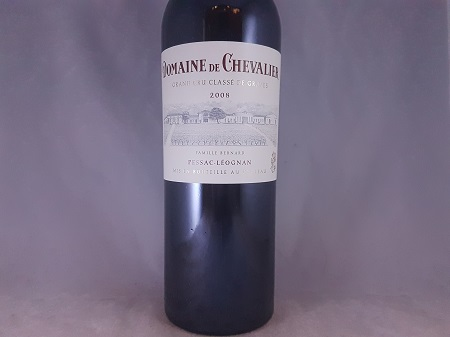Domaine de Chevalier Pessac Leognan 2008