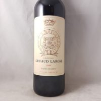 Gruaud Larose St Julien 2nd Growth 2009