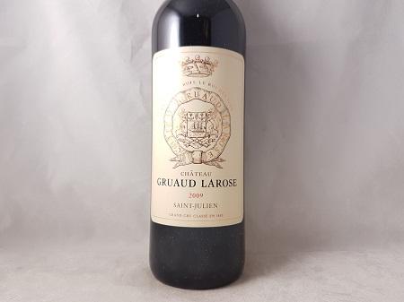 Gruaud Larose St Julien 2nd Growth 2009