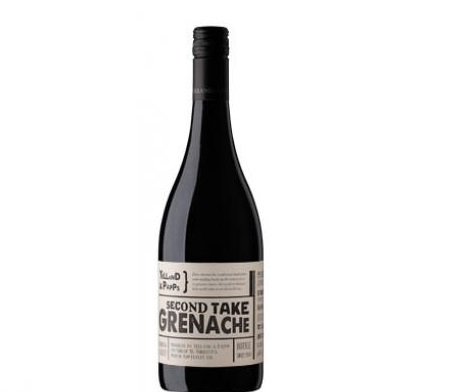 Yelland & Papps Second Take Grenache Barossa Valley 2016