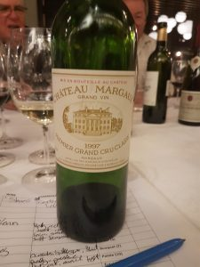 Chateau Margaux 1st Growth 1997