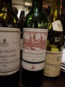 Amazing Old Bordeaux