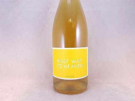 Xavier Goodridge Halfway to Heaven Chardonnay Sauvignon Blanc Geelong 2017