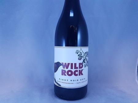 Craggy Range Wild Rock Martinborough Pinot Noir 2014