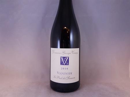 Domaine Georges Vernay La Pied De Samson Viognier Vin de Pays des Collines Rhodaniennes 2016
