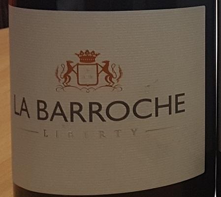 La Barroche Liberty Vin de France 2016