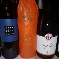 Super Tuscan Wines at Spencer and Co 3rd October 2018
