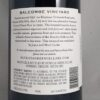 Patricia Green Balcombe Vineyard Pinot Noir 2017 Back Label