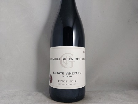 Patricia Green Old Vine Estate Vineyard Pinot Noir 2017