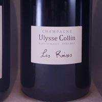 Ulysse Collin Les Roises Blanc de Blancs Coteaux du Petit Morin 2013