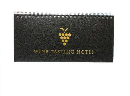 Vinus Wine Tasting Notebook