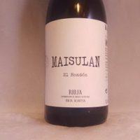 Maisulan El Hondon Rioja 2015