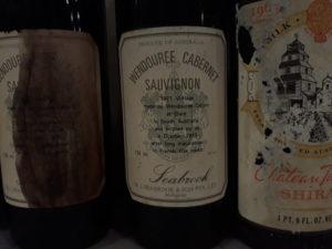 Birks Wendouree Cabernet Sauvignon 1971