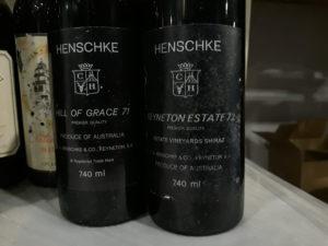 Henschke Hill Of Grace 1971