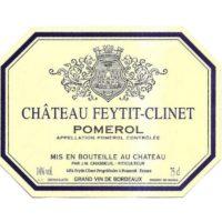 Chateau Feytit-Clinet Pomerol 2018