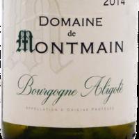 Domaine de Montmains Bourgogne Aligote 2014