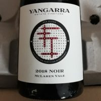 Yangarra Noir Grenache McLaren Vale 2018