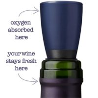 Repour Wine Saver Stopper