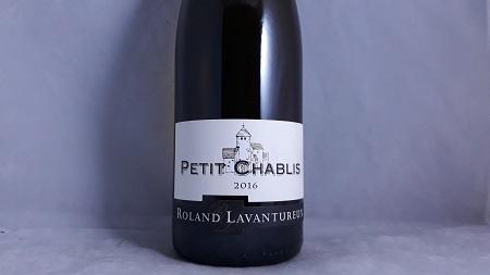 Domaine Roland Lavantureux Petit Chablis 2016