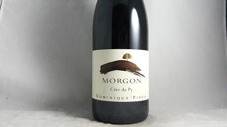 Dominique Piron Cote du Py Morgon 2018