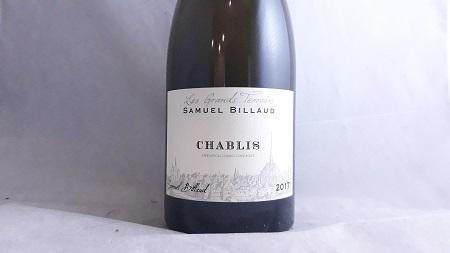 Samuel Billaud Les Grands Terroirs Chablis 2018