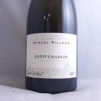 Samuel Billaud Sur Les Clos Petit Chablis 2018