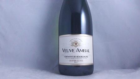 Veuve Ambal Cremant de Bourgogne Blanc Burgundy NV