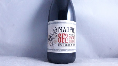 Magpie Estate SF2 Mourvedre Grenache Barossa Valley 2016