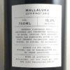 Mallaluka Hilltops Pinot Gris 2019 Back Label