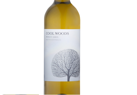 Cool Woods Pinot Gris 2018
