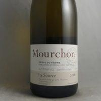 Domaine de Mourchon La Source Cotes du Rhone Blanc 2016