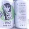 Hop Nation Jedi Juice NEIPA Back Label
