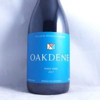 Oakdene Blue Label Pinot Noir Geelong 2017