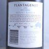Plantagenet Mt Barker Riesling 2011 Back Label