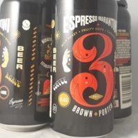 3 Ravens Espresso Quarantini Brown Porter