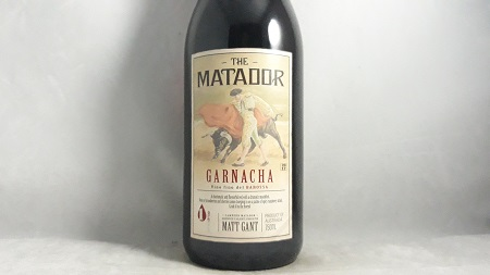 First Drop The Matador Garnacha Barossa Valley 2017