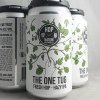 Hop Nation One Tug Hazy IPA