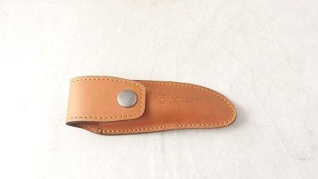 Laguiole En Aubrac Leather Pouch