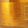 Louis Roederer Cristal Brut 2008 Back Label