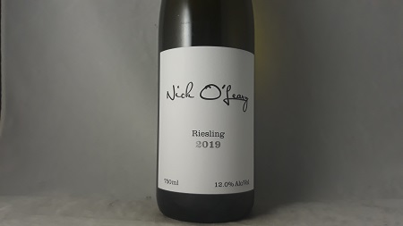 Nick O'Leary Canberra District Riesling 2019