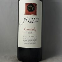 Pizzini Canaiolo King Valley 2016
