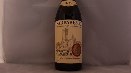 Produttori Del Barbaresco Estate Barbaresco 2014