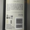 Riversdale Estate Pinot Gris Tasmania 2017 Back Label